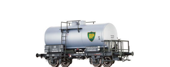 "Tank Car 2-axle Z [P] ""BP"" DB"