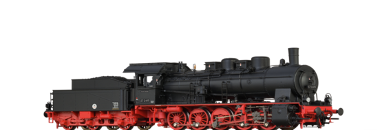 Freight Locomotive BR 57.10 DR