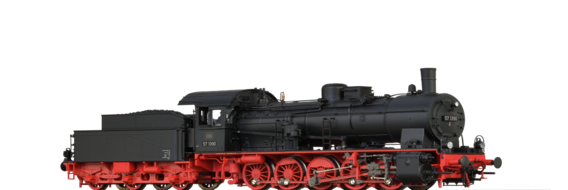 Steam Locomotive BR 57.10 DB