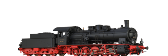 Steam Locomotive BR 57.10 DRG