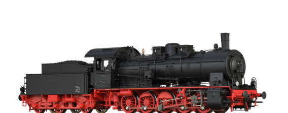 Steam Locomotive 57.10 DB