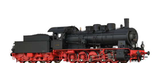 Steam Locomotive 57.10 DRG