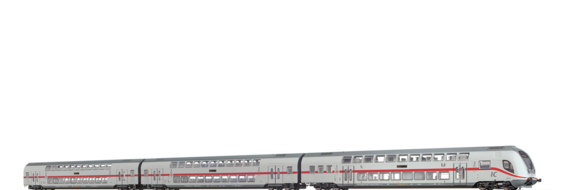 TWINDEXX Vario® IC2-Double-Deck Coaches DB AG, 3-unit