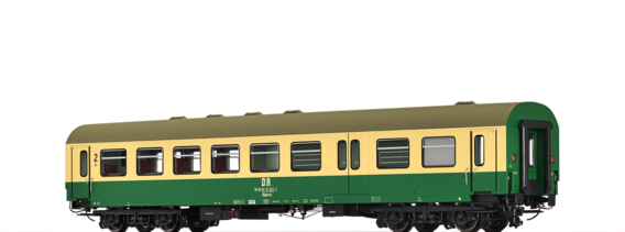 Passenger Coach BDghwse DR