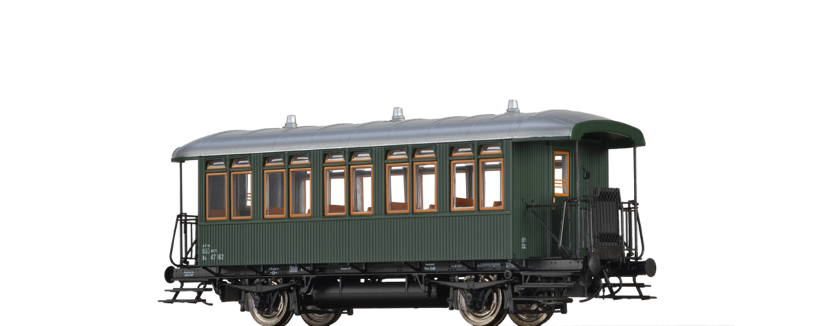 45645-Passenger-Coach-Bu-ÖBB - BRAWA Modelleisenbahn, Modellbahn, Zubehör -  Spur 0, O, H0, HO, TT, N, Z, IIm, 2m