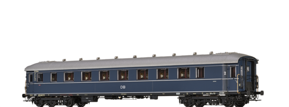 "Express Train Coach B4üe-28/ 52 ""F-Zugwagen"" DB"