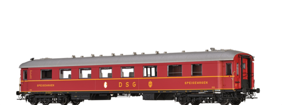 Express Train Coach WR4ü-28/51 DSG