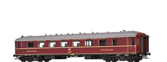 Express Train Coach WRü(e) 151 DB