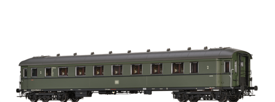 Express Train Car B4üe-28/52 DB