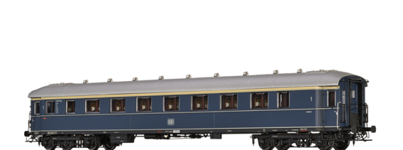 Express Train Coach Aüe 303 DB