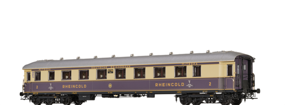Rheingold Express Train Coach SB4ü DRG