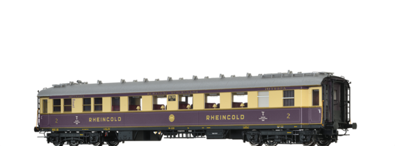 Rheingold Express Train Coach SB4ük DRG