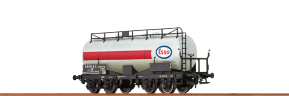 "Tank Car 4-axle ""ESSO"" DB"