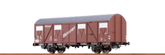 Covered Freight Car Tnoms 59 DB