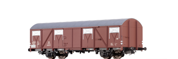 Covered Freight Car Glmmhs 57 DB