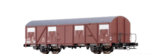 Covered Freight Car Hbrs-57 DB