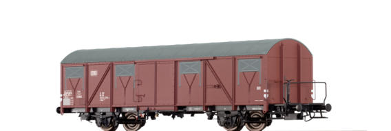 Covered Freight Car Gbs 253 DB