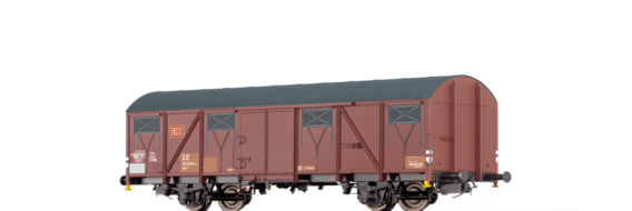 Covered Freight Car Gos 253 DB AG