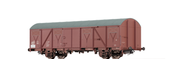 Covered Freight Car Gos DR