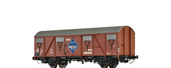 "Covered Freight Car Glmhs 50 ""Afri Cola"" DB"