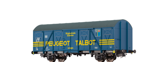 Covered Freight Car Gos-uv 253