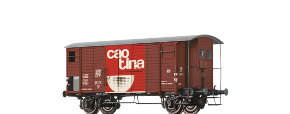 "Covered Freight Car K2 ""Caotina"" SBB"