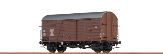Covered Freight Car Gms ÖBB/EUROP