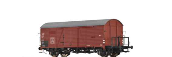 Covered Freight Car Gms 30 DB / EUROP