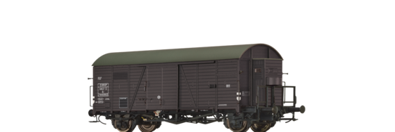 Covered Freight Car Kr SNCF / EUROP
