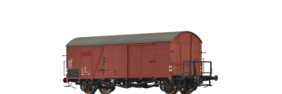 Covered Freight Car Hkms DR