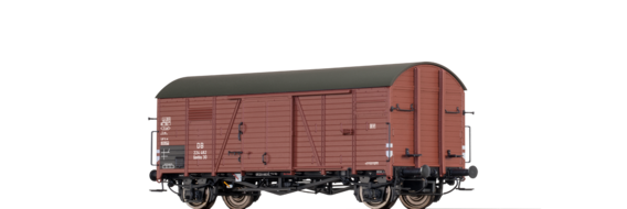 Covered Freight Car Gmhhs 30 DB