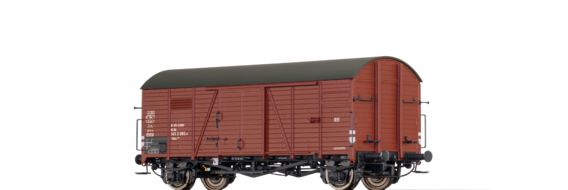 Covered Freight Car Gklm 200 DB