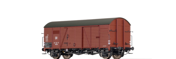 Covered Freight Car Mrhhs DR