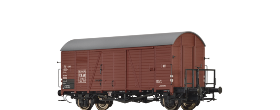 Covered Freight Car Gms 30 SAAR / EUROP