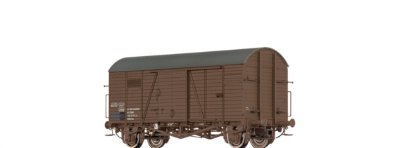 Covered Freight Car Gkklms ÖBB