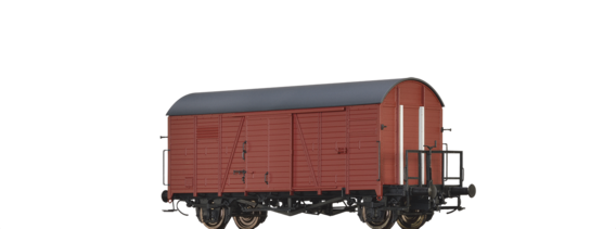 Covered Freight Car (Mosw) Mso DR