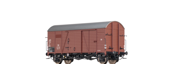 Covered Freight Car Gmrs 30 DB