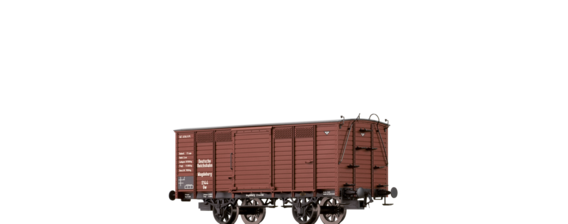 Covered Freight Car Gw DRG