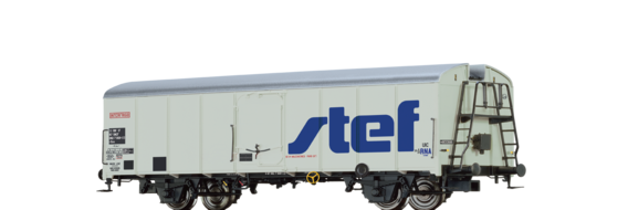 "Refrigerator Car UIC Standard 1 Ibes ""STEF "" SNCF"