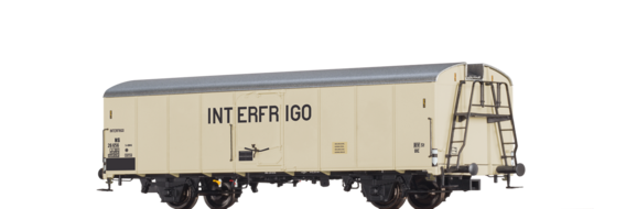 "Refrigerator Car UIC Standard 1 ""Interfrigo"" NS"