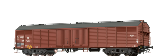 Covered Freight Car GGhrsz DR