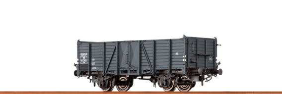 Open Freight Car Om 21 NS