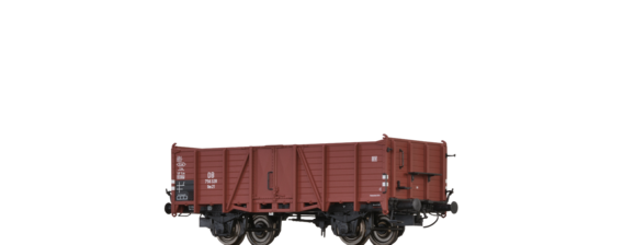 Open Freight Car Om 21 DB