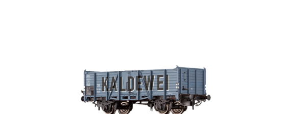 "Open Freight Car Om 21 ""Kaldewei"" DB"