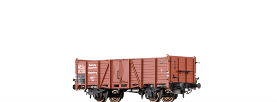 Open Freight Car Om