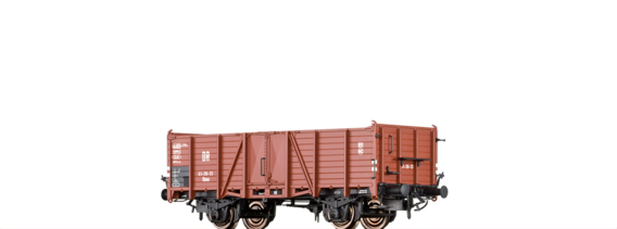Open Freight Car Omu DR