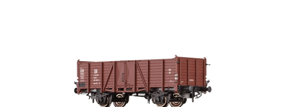 Open Freight Car Omu (O) DR