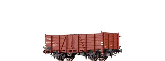 Open Freight Car Vtu CSD