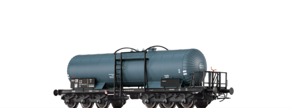 Tank Car 6-axle ZZh DR