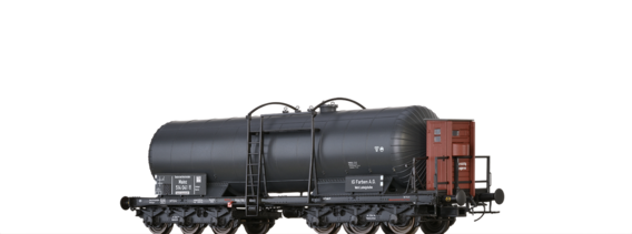 Tank Car 6-axle ZZd [P] DRG